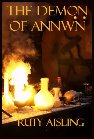 The Demon of Annwn by Ruty Aisling