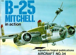 B-25 Mitchell in Action - Aircraft No. 34