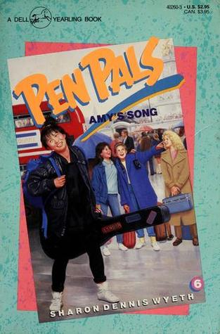 Amy's Song (Pen Pals, #6)