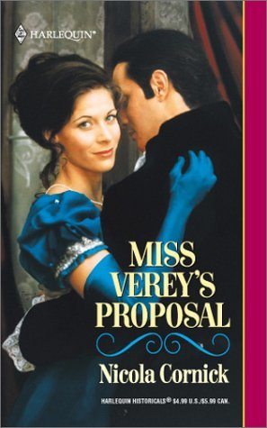 Miss Verey's Proposal (Suffolk #3)