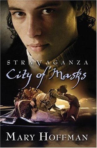 City of Masks by Mary Hoffman