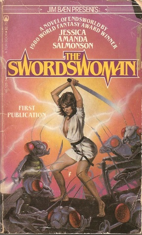 The Swordswoman by Jessica Amanda Salmonson