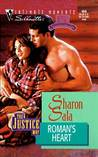 Roman's Heart (The Justice Way, #2)