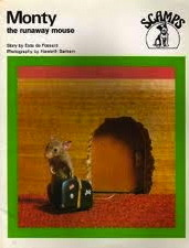 Monty the runaway mouse