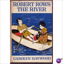 Robert Rows the River