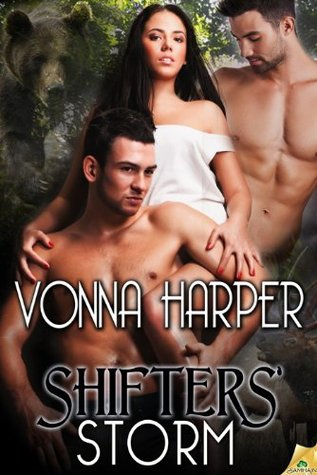 Shifters' Storm by Vonna Harper