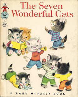 The Seven Wonderful Cats by Wallace C. Wadsworth