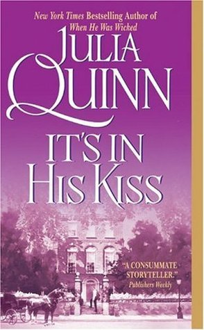It's in His Kiss by Julia Quinn