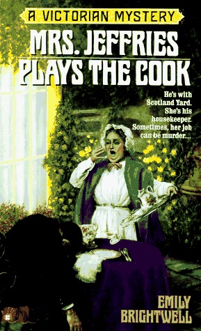 Mrs. Jeffries Plays the Cook (Mrs. Jeffries, #7)