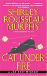 Cat Under Fire (Joe Grey, #2)