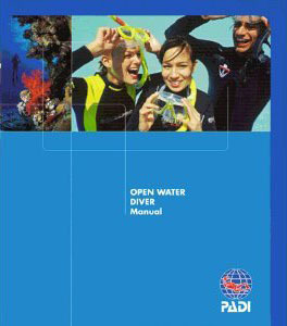 Open Water Diver Manual by Drew Richardson