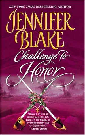 Challenge to Honor by Jennifer Blake