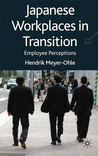 Japanese Workplaces in Transition: Employee Perceptions