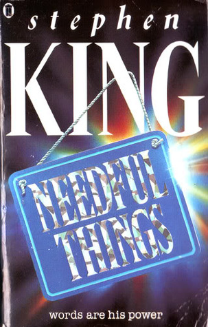 Needful Things by Stephen King