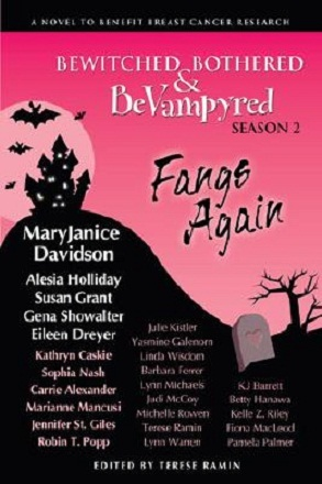 Bewitched, Bothered & Bevampyred 2 by Terese Ramin