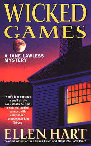 Wicked Games (Jane Lawless, #8)