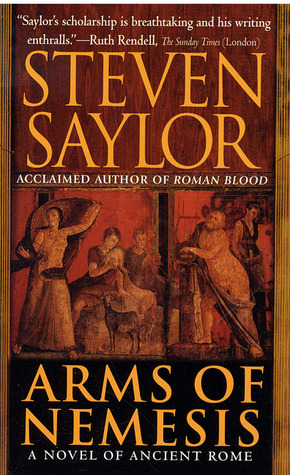 Arms of Nemesis (Roma Sub Rosa, #2)