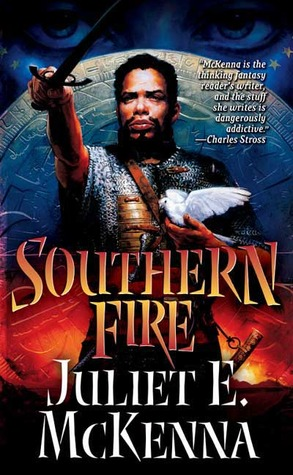 Southern Fire (The Aldabreshin Compass #1)