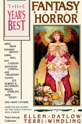 The Year's Best Fantasy and Horror: Third Annual Collection (The Year's Best Fantasy and Horror #3 - year 1990)