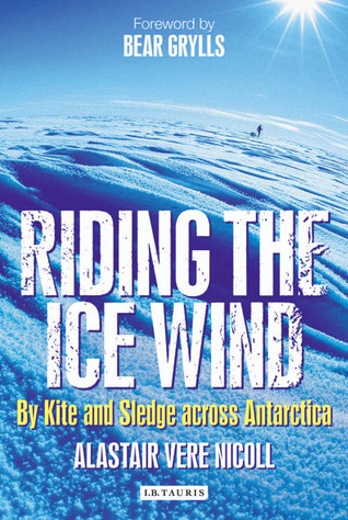 Riding the Ice Wind by Alastair Vere Nicoll