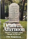 Death in the Afternoon: America's Newspaper Giants Struggle for Survival