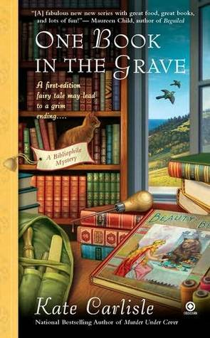One Book in the Grave by Kate Carlisle