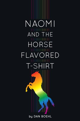 Naomi and the Horse-Flavored T-Shirt by Dan Boehl