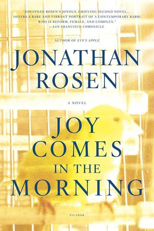 Joy Comes in the Morning by Jonathan Rosen