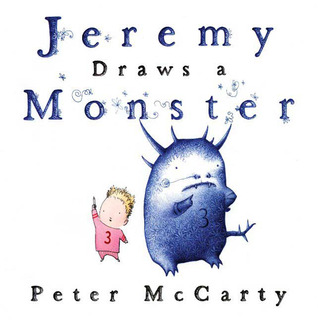 Jeremy Draws a Monster by Peter McCarty