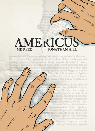 Americus by M.K. Reed