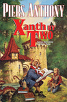 Xanth by Two: Demons Don't Dream and Harpy Thyme (Xanth, #16-17)