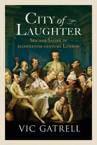 City of Laughter by Vic Gatrell
