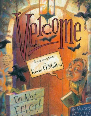 Velcome by Kevin O'Malley