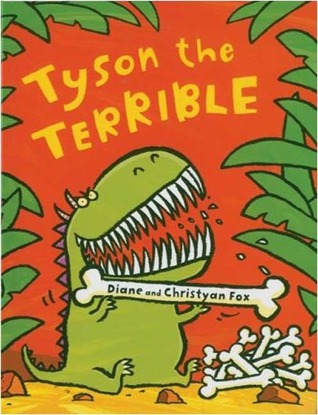 Tyson the Terrible by Christyan Fox