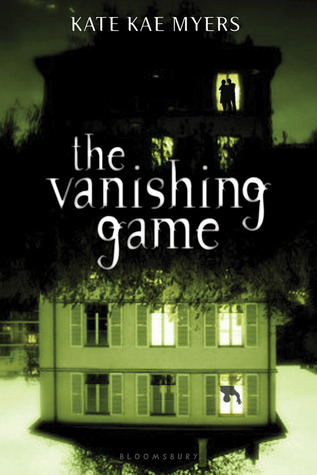 Resultado de imagen para The vanishing game - Kate Kae Myers