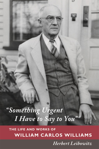"""""""Something Urgent I Have to Say to You"""" by Herbert Leibowitz"""