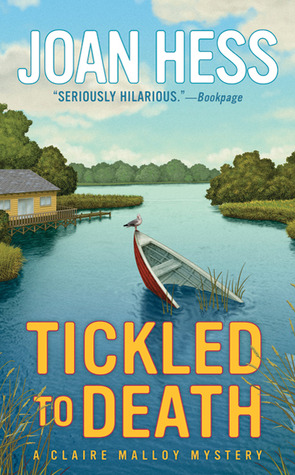 Tickled to Death by Joan Hess