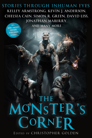 The Monster's Corner by Christopher Golden