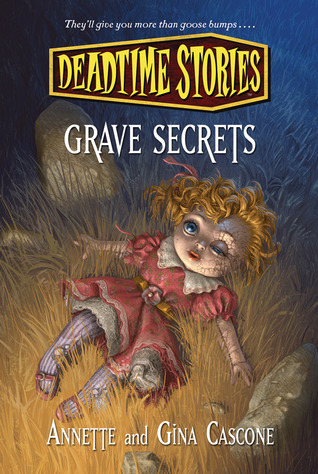 Grave Secrets by Annette Cascone