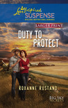 Duty to Protect (Big Sky Secrets, #5)