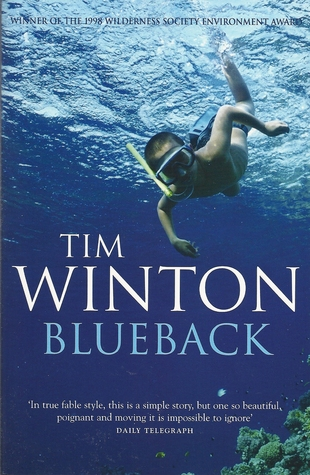 Blueback by Tim Winton — Reviews, Discussion, Bookclubs, Lists