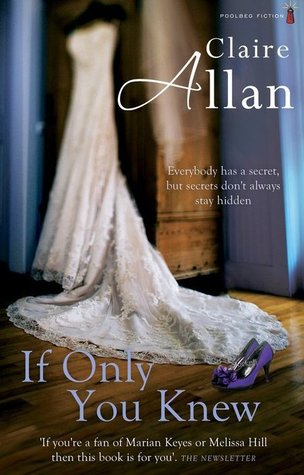 If Only You Knew by Claire Allan