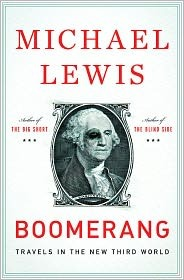 Boomerang by Michael   Lewis