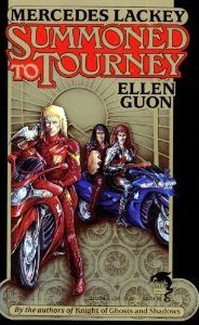 Summoned to Tourney by Mercedes Lackey