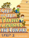 Step by Step Piano Course The Fun Way Step 2