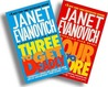 Janet Evanovich Three and Four Two-Book Set (Stephanie Plum, #3-4)
