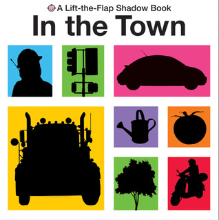 Lift-the-Flap Shadow Book In the Town