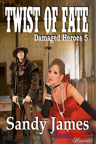 Twist of Fate (Damaged Heroes #5)