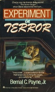 Experiment in Terror by Bernal C. Payne