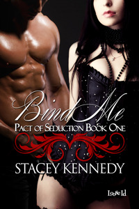 Bind Me by Stacey Kennedy